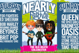 Nearly Festival – Colchester – 2019