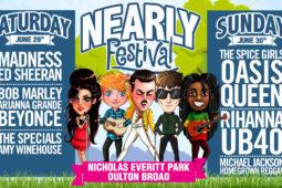 Nearly Festival – Oulton Broad – 2019