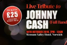 Johnny Cash Experience – Wensum