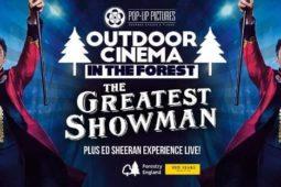 Greatest Showman – Thetford Forest