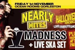 Madness & Ska Set – Oceanroom