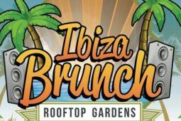 Ibiza Brunch – Rooftop Gardens