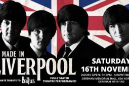 Beatles Tribute – Dereham