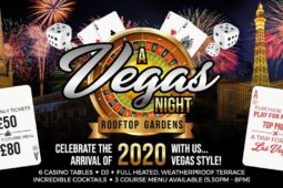 NYE19 – Vegas Night – Rooftop Gardens