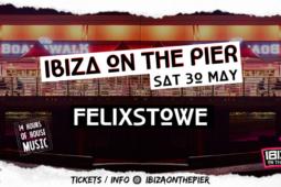 Ibiza On The Pier Felixstowe 2020