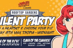 Hush'd Silent Party – Rooftop Gardens