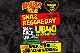 Ska&Reggae – Gibraltar Gardens